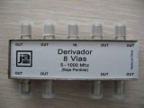 8 Way Splitter AD-3023
