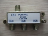 3 Way Splitter 5-890mhz AD-3008