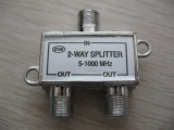 2 Way Splitter 5-1000mhz AD-3038