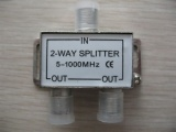 2 Way Splitter 5-1000mhz AD-3018