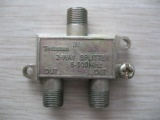 2 Way Splitter 5-900mhz AD-3011