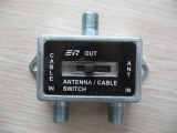 2 Way Splitter With Switch AD-3051