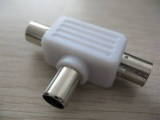 9.5MM Plug To 2 * 9.5MM Jack,T Type AD-1144