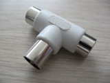 PAL Plug To 2 * PAL Jack,T Type AD-1148