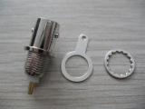 BNC Female Bulkhead for RG58, RG59 cable AD-0067