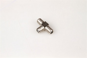 F three female adapter,used for CCTV