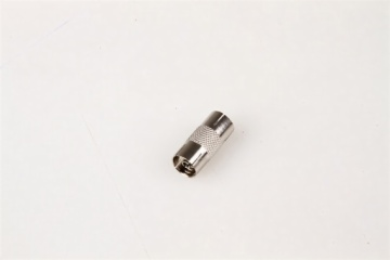 9.5MM female to 9.5MM female adapter,used for CCTV