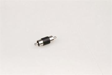RCA plug to RCA plug adapter,used for broadcast